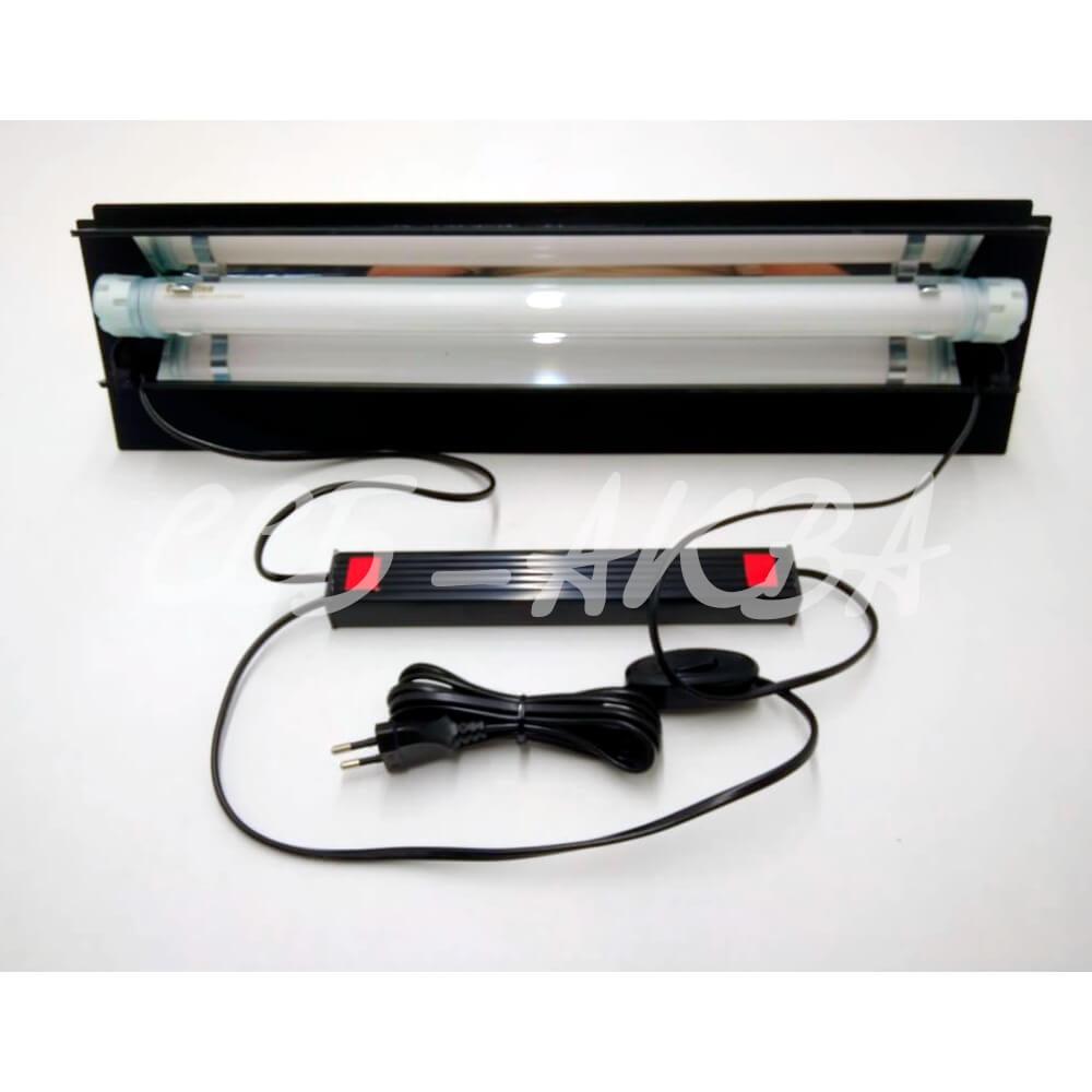 Светильник для аквариума 46 литров ССБ-АКВА